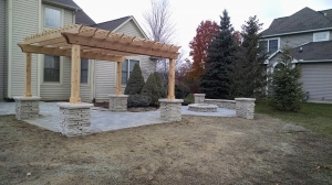 Pergola Construction in Rochester MI - IMG_20141114_105414698__2___003_