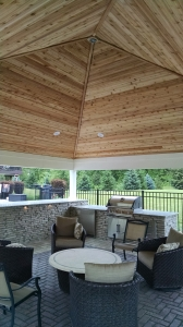 Deck Construction in Rochester MI  - Sova_Pavilion